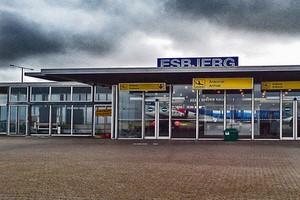 Autonoleggio Esbjerg Aeroporto