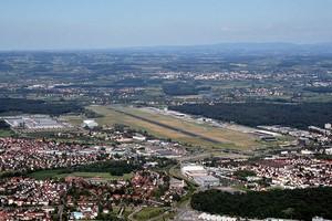 Autonoleggio Friedrichshafen Aeroporto