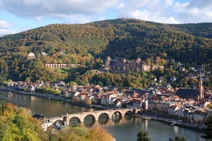 Autonoleggio Heidelberg