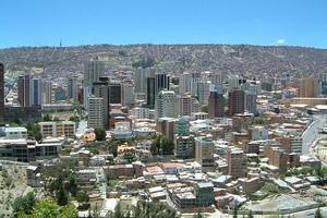 Autonoleggio La Paz