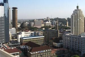 Autonoleggio Nairobi