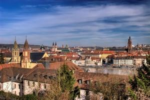 Autonoleggio Würzburg