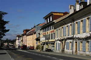 Autonoleggio Yverdon Les Bains